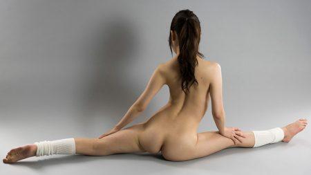 Japanese gymnast